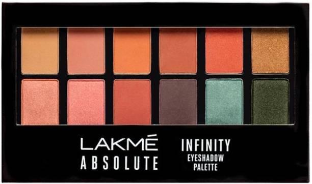 Lakmé Absolute Infinity Eye Shadow Palette 12 g