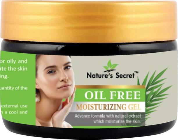 Nature's Secret Oil Free Moisturizing Gel 140 gm