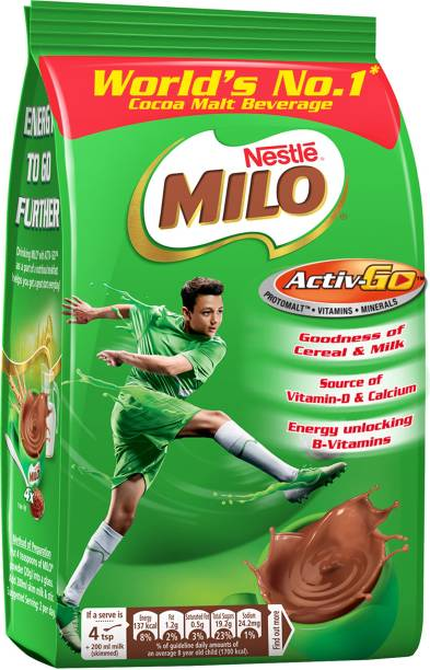 Nestle Milo Activ-Go Powder
