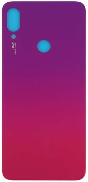 plitonstore Xiaomi Xiaomi Redmi Note 7 Back Panel