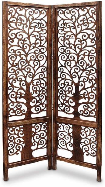 Artesia Solid Wood Decorative Screen Partition
