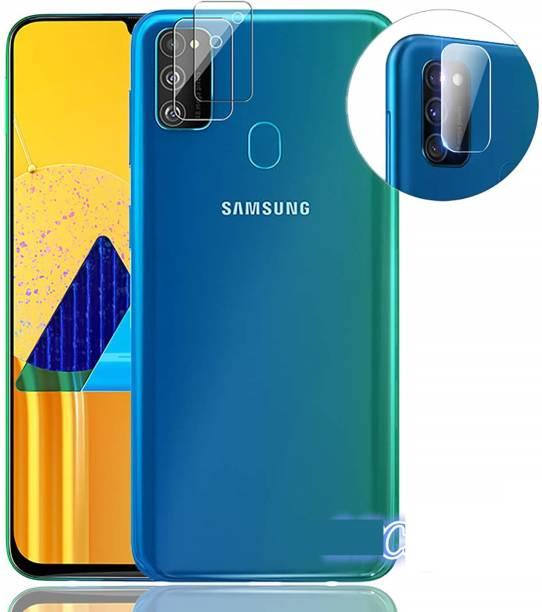 Flipkart SmartBuy Back Camera Lens Glass Protector for Samsung Galaxy M30s, Samsung Galaxy M21
