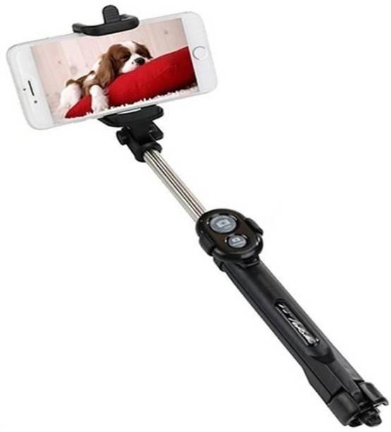 DELMOHUT Bluetooth Selfie Stick