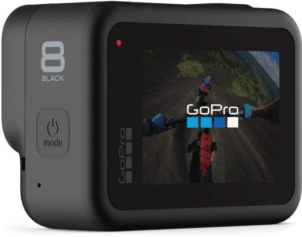 GoPro HERO8 Black Sports and Action Camera