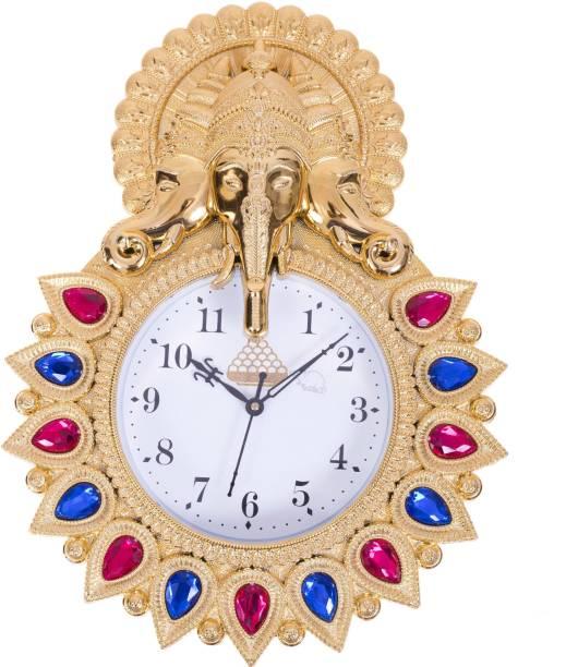 Wish Box Analog 24 cm X 33 cm Wall Clock