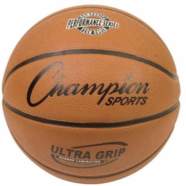 Champion Sports Composite Game Basketballs Basketball - Size: 6