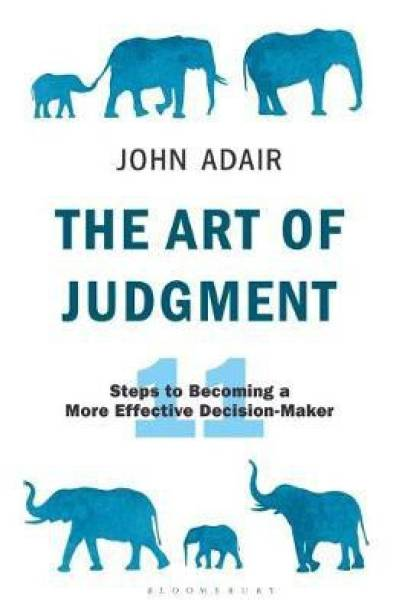 The Art of Judgment