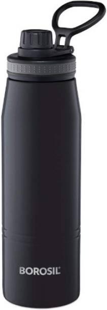 BOROSIL Stainless Steel Hydra Gosports - Vacuum Insulated Bottle 900 ml Flask
