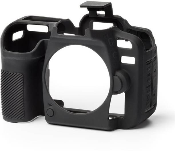 DAUMI PREMIUM EASYCOVER PROTECTIVE SILICONE CAMERA CASE / COVER FOR NIKON D7500 BLACK  Camera Bag