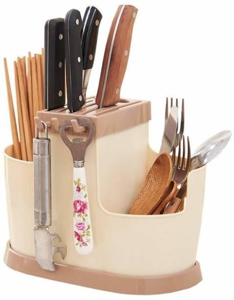 Rixim Empty Cutlery Holder Case