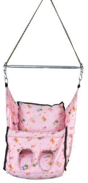 Faburaa DelightSwing for kids,jhula for Baby Cotton Small Swing