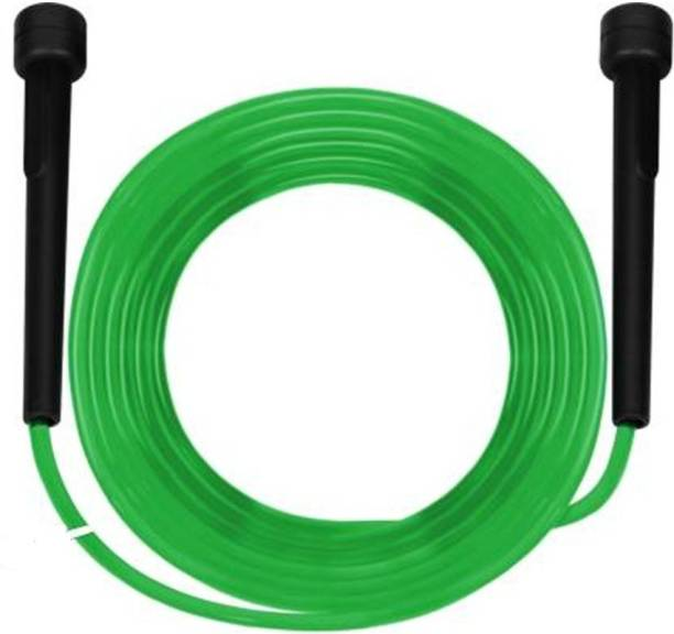 HOMMER Freestyle Green Skipping Rope Freestyle Skipping Rope Freestyle Skipping Rope