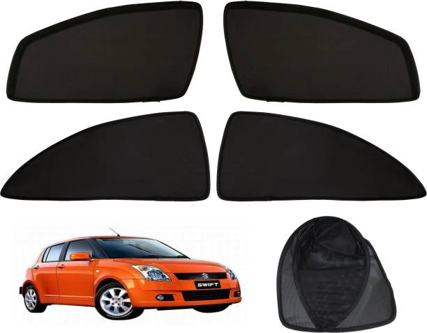 Tech Auto Side Window Sun Shade For Maruti Suzuki Swift