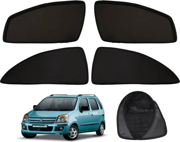 Tech Auto Side Window Sun Shade For Maruti Suzuki WagonR