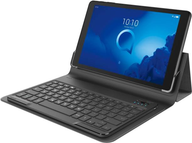 Alcatel 3T 10 with Keyboard 2 GB RAM 16 GB ROM 10 inch with Wi-Fi+4G Tablet (Prime Black)