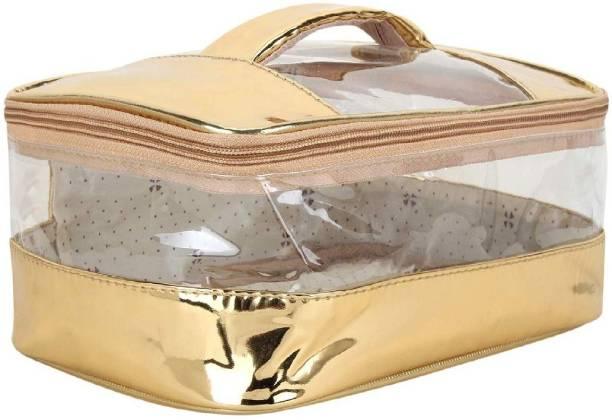 N A PURSE Vanity Kit, Makup Kit, Cosmetic Kit, Organizer Bag MAKEUP VANITY BOX Vanity Box