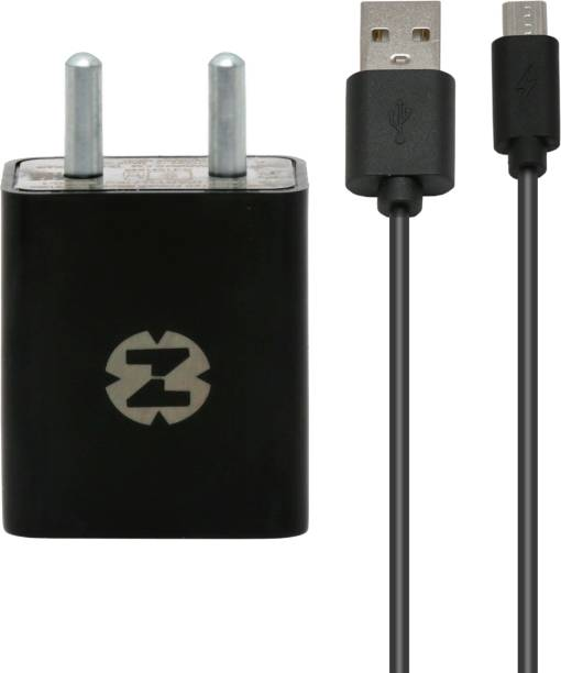Nuvo NUVO1-5V1A 1 A Mobile Charger with Detachable Cable