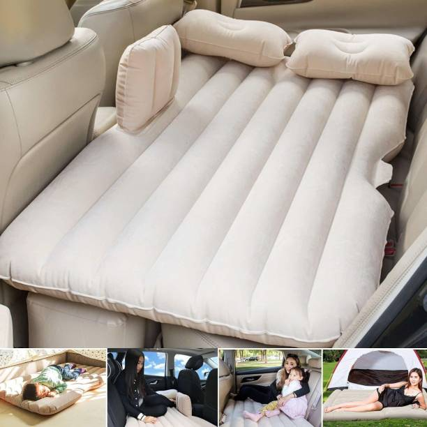 Arav Impex inflatable car bed set 1 car inflatable bed Car Inflatable Bed