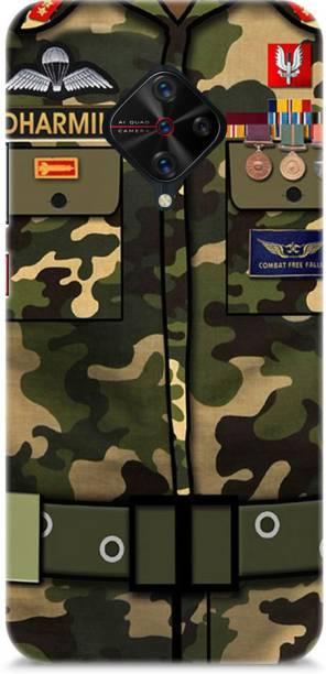 Mast Kalandar Back Cover for Vivo S1 Pro