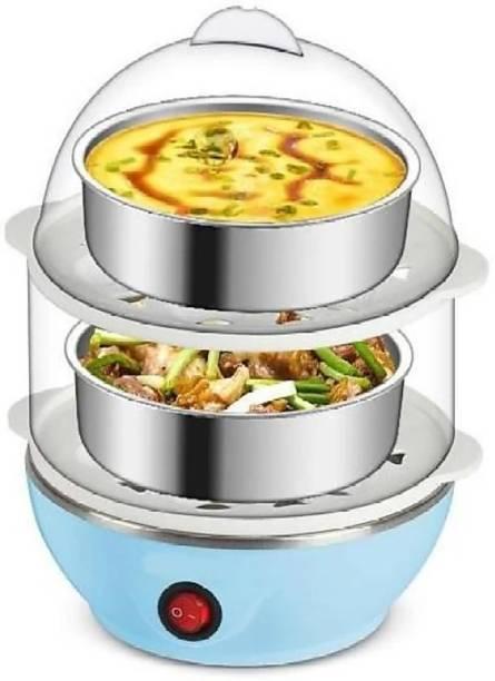 SUNBURN NH -1001 Double Layer Electric Egg Boiler -EGG Egg Cookeregg boiler electric automatic off EGG BOILER-1001 Egg Cooker