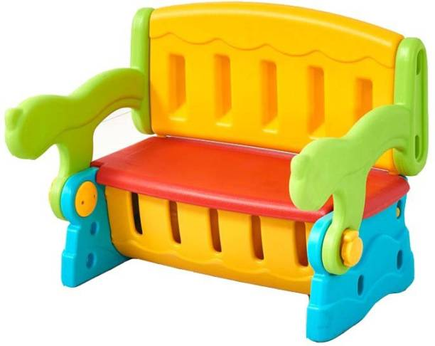 Flipkart Perfect Homes Junior T3-L-ZY33 Plastic Bench