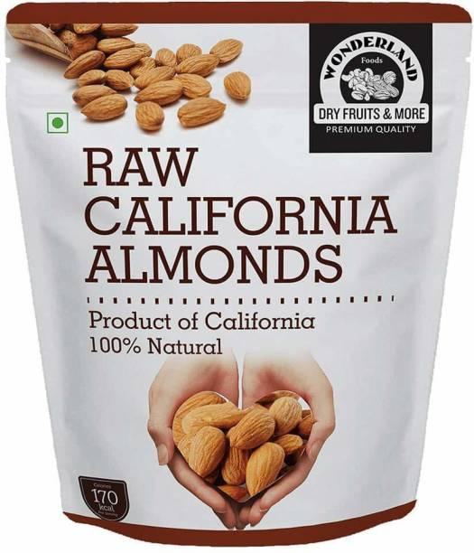 WONDERLAND California Jumbo (Badam) Almonds
