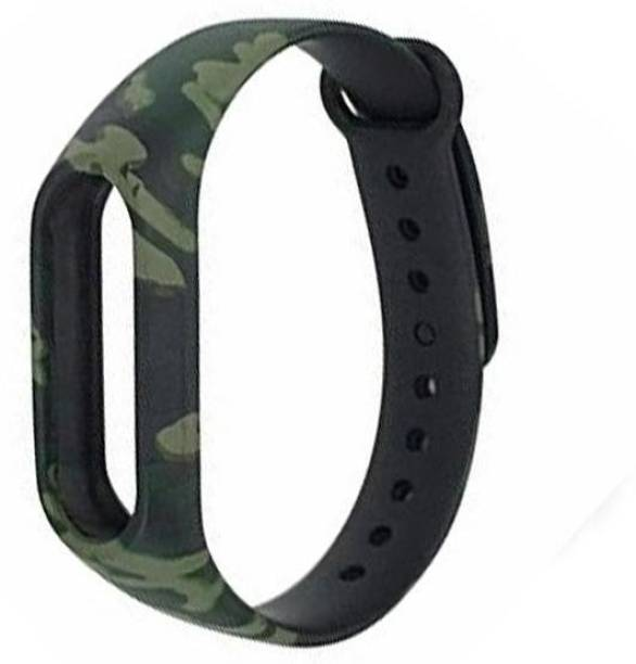 Delmohut Fitness Band Smart Camouflage Army Style Smart Band Strap Smart Band Strap