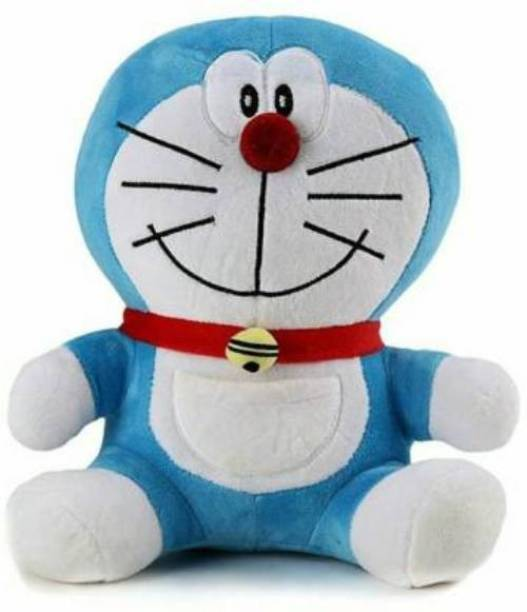 ToyKing Doremon Soft Toys Teddy Bear 20cm  - 22 cm