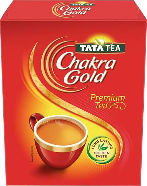 Tata Chakra Gold Premium Tea Box