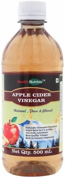 HealthNutriva Apple Cider Vinegar | Raw,Filtered,Undiluted Vinegar