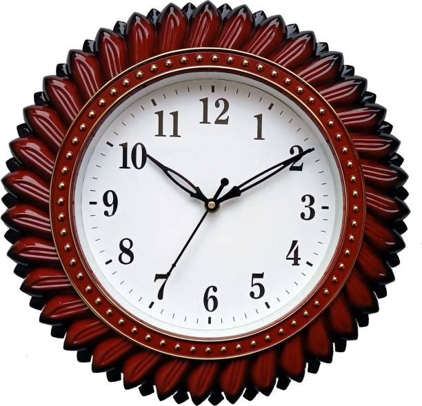 GrabBasket Analog 30 cm X 30 cm Wall Clock