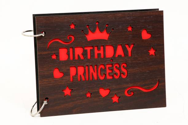 Khatu Crafts Birthday Princess Album