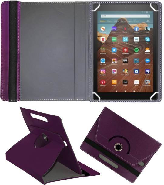 Fastway Flip Cover for Amazon Fire HD 10 (2019)