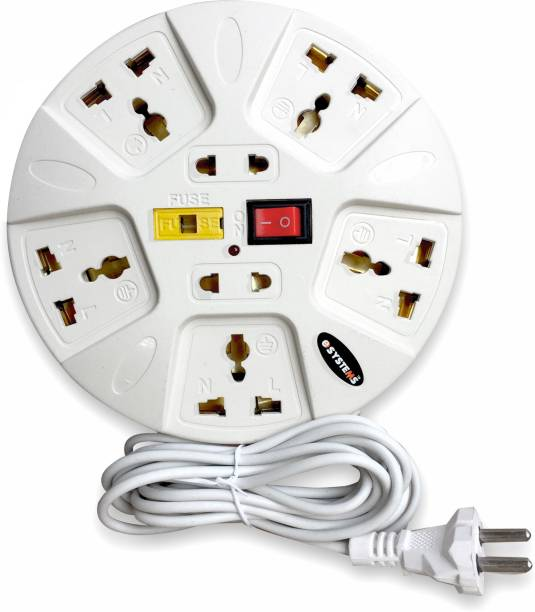 eSYSTEMS E-009 6 A Three Pin Socket