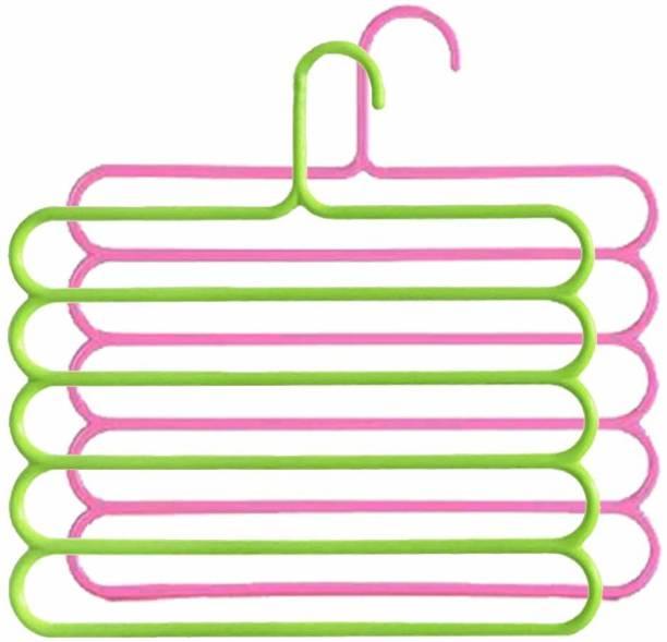 TickRight Plastic Pack of 2 Hangers