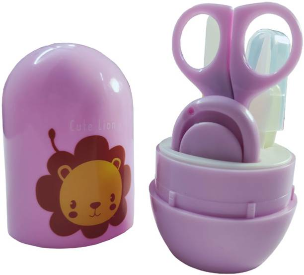 MMShopy BABY GIRL & BOY GROOMING SET (colour purple)