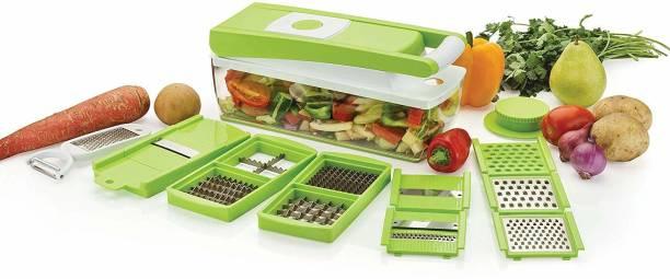Ketsaal NICER DICER 12 IN 1 Vegetable & Fruit Chopper