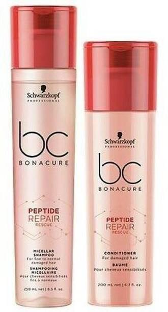 Schwarzkopf BC Bonacure Repair Rescue Shampoo 250ML & Conditioner 200ML
