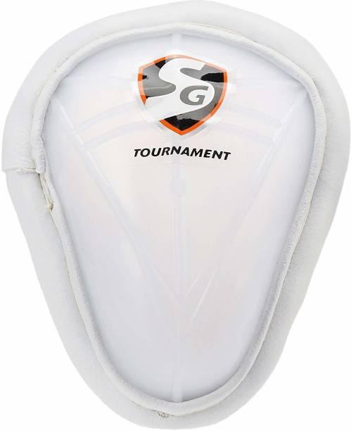SG Tournament -Men Abdominal Guard (White) Abdominal Guard