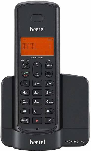 Beetel X90 Cordless Landline Phone