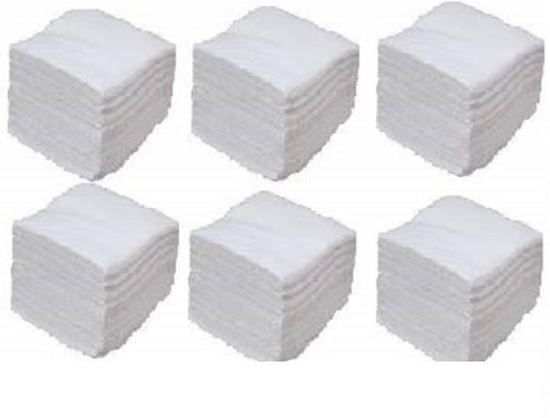 Keen Paper Napkins Tissue - pack of 6 pcs 420 White Napkins