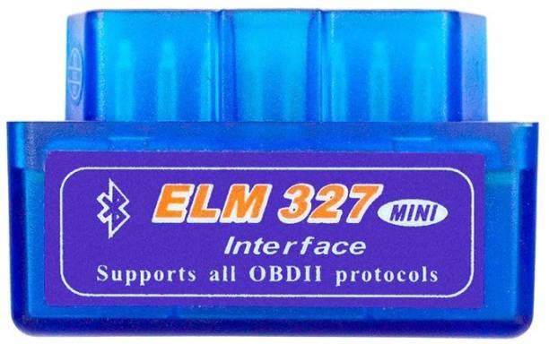 Solnoi Electronics ELM327 Bluetooth OBD II V2.1 Wireless OBD2 adapter Car Diagnostic Tool OBD Reader