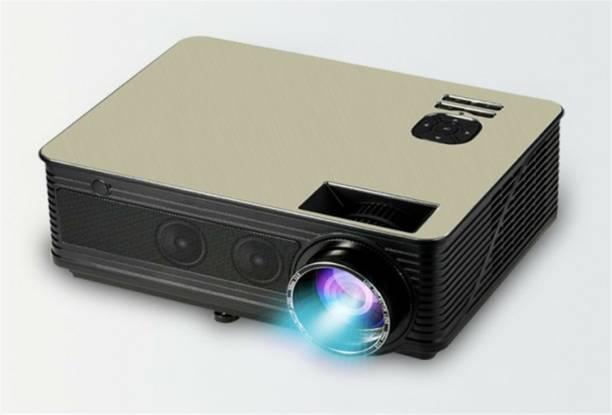 LAZERVISION LV415 FULL HD 1920*1080, 5500 Lumens USB HDMI LED Projector Projector