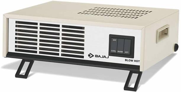 BAJAJ Hot Fan Blower Fan Room Heater