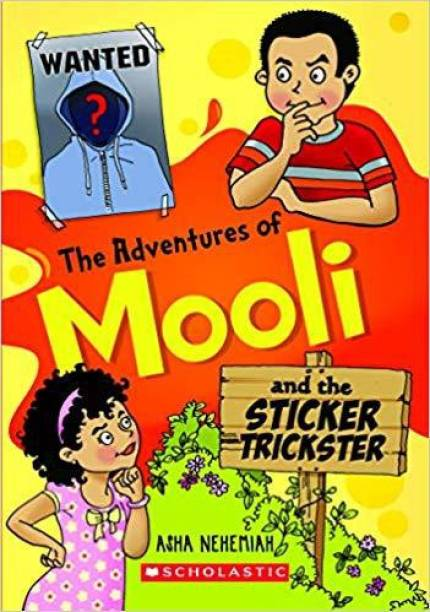 The Adventures of Mooli - And the Sticker Trickster