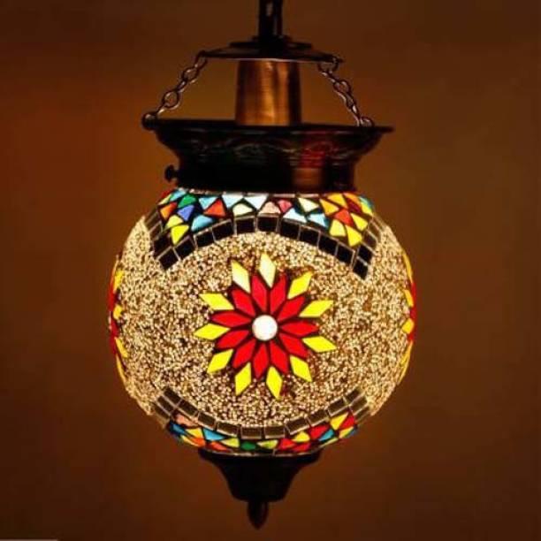 Luck n tuk New Decorative Mosaic Design Light Flush Mount Ceiling Lamp