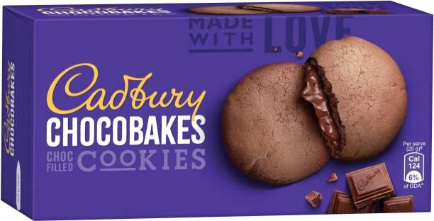 Cadbury Chocobakes Choc Cream Filled