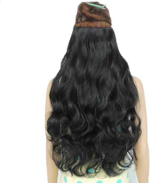 HAVEREAM Unique black 22 inch Hair Extension