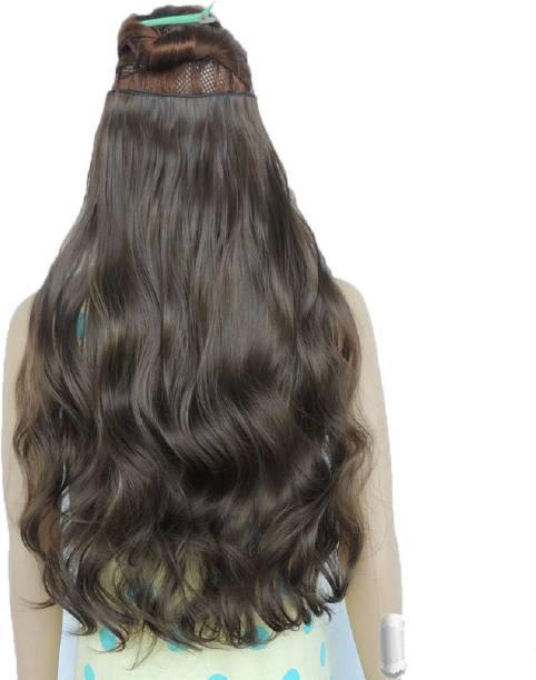 HAVEREAM Unique stylish dark brown Hair Extension