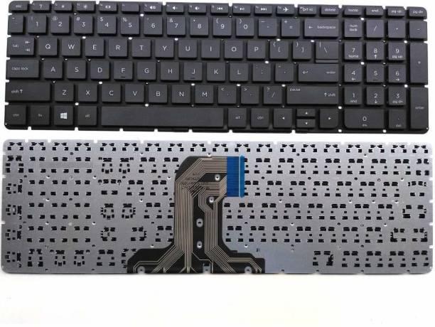 TravisLappy Laptop Keyboard For HP Pavilion 15-AC, 15-AF, 250 G4, 255 G4, 256 G4 AC122TU Black Internal Laptop Keyboard